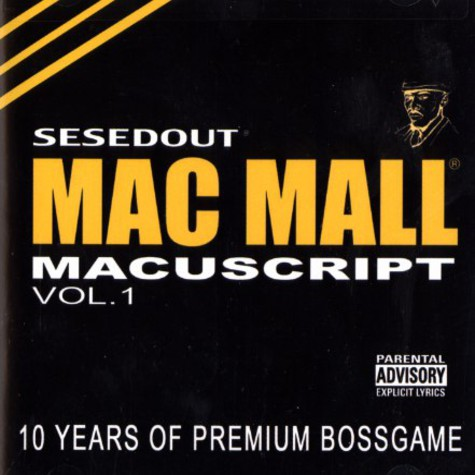 Mac Mall - Macusript Volume 1