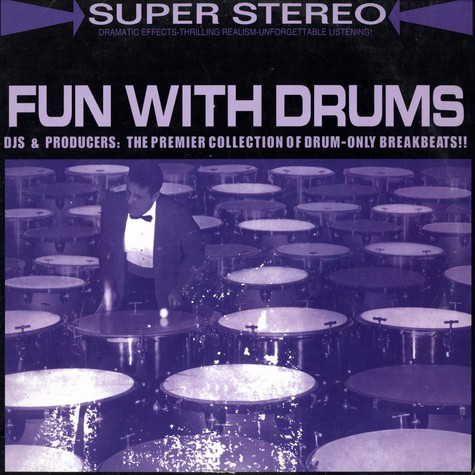 Jay Swift - Fun with drums