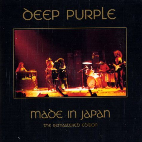 Deep Purple - Made in Japan - the remastered edition