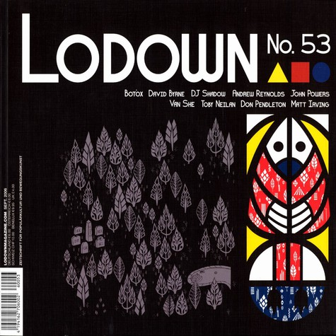 Lodown Magazine - Issue 53 september 2006