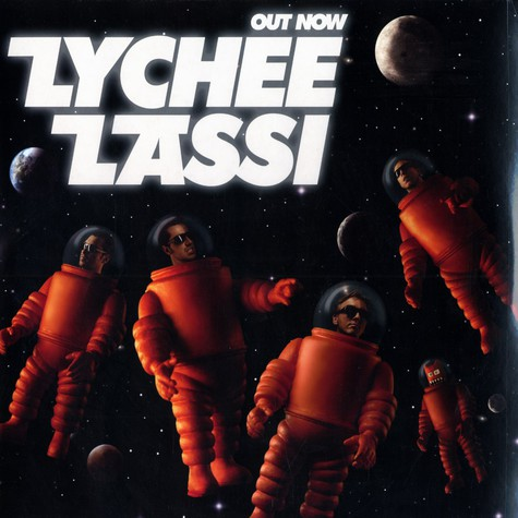 Lychee Lassi - Out now