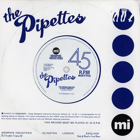 Pipettes, The - Judy
