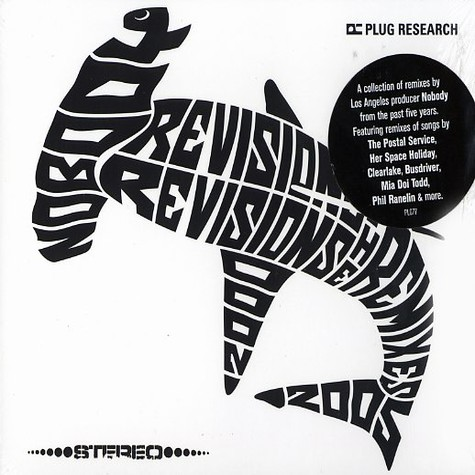 Nobody - Revisions revisions: the remixes 2000 - 2005