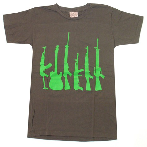 Ubiquity - Weapons Women T-Shirt