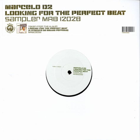 Marcelo D2 - Looking for the perfect beat sampler