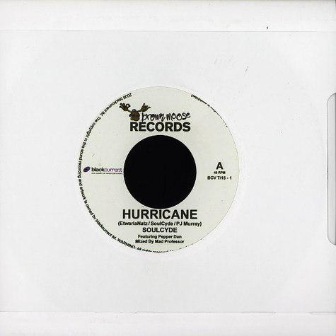 SoulCyde - Hurricane feat. Pepper Dan