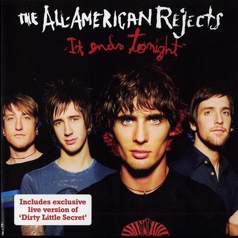 All-American Rejects, The - It ends tonight