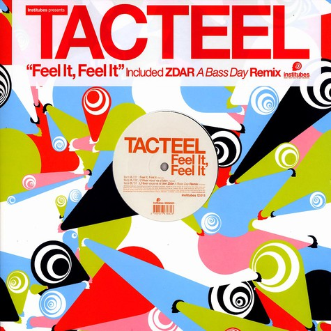 Tacteel - Feel it, feel it