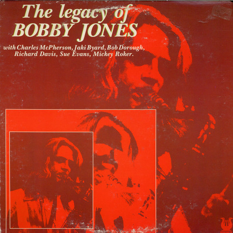 Bobby Jones - The Legacy Of Bobby James