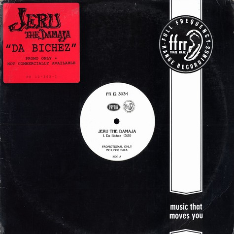 Jeru The Damaja - Da Bichez