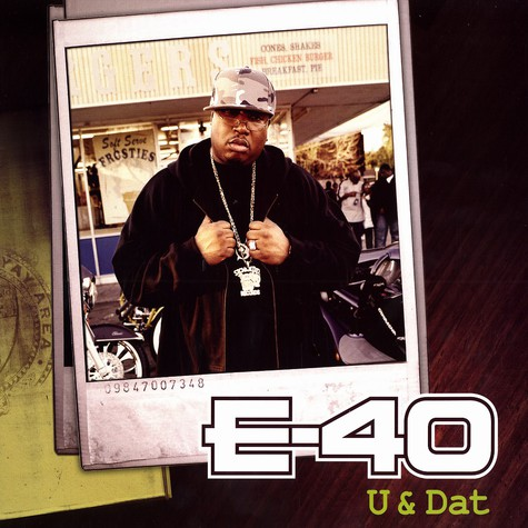 E-40 - U & dat feat. T-Pain & Kandi Girl