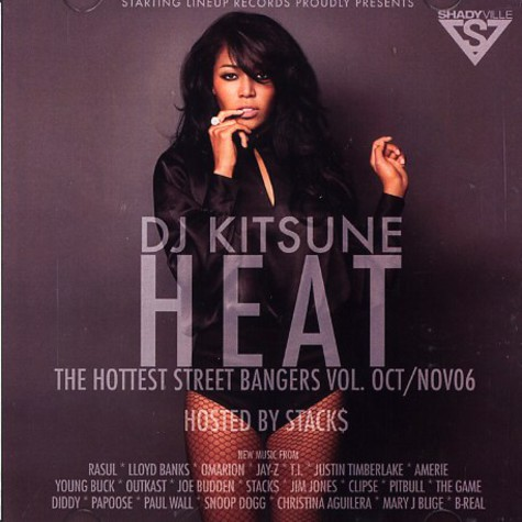 DJ Kitsune - Heat - October / November 2006