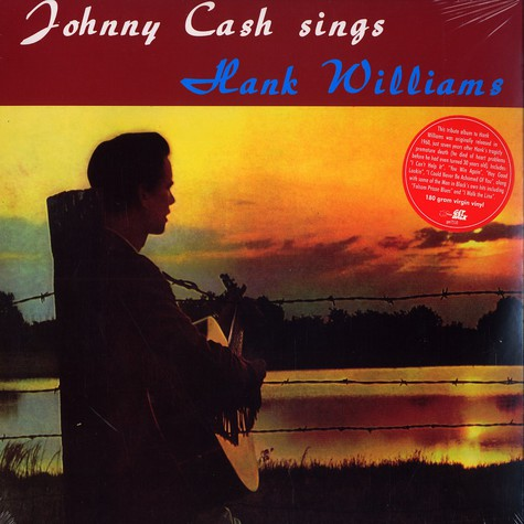 Johnny Cash sings - Hank Williams