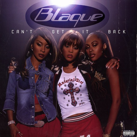 Blaque - Can't Get It Back feat Royce Da 5'9