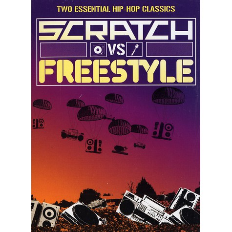 Scratch VS Freestyle - Double DVD