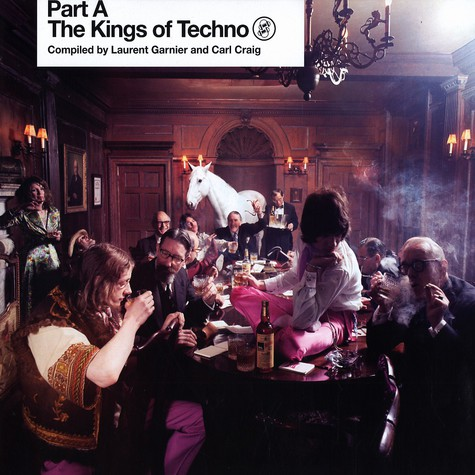 Laurent Garnier & Carl Craig - Kings of techno part A