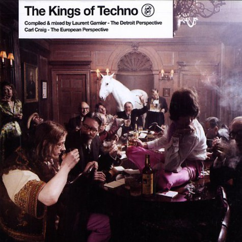 Laurent Garnier & Carl Craig - Kings of techno