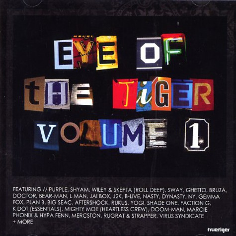 Eye Of The Tiger - Volume 1