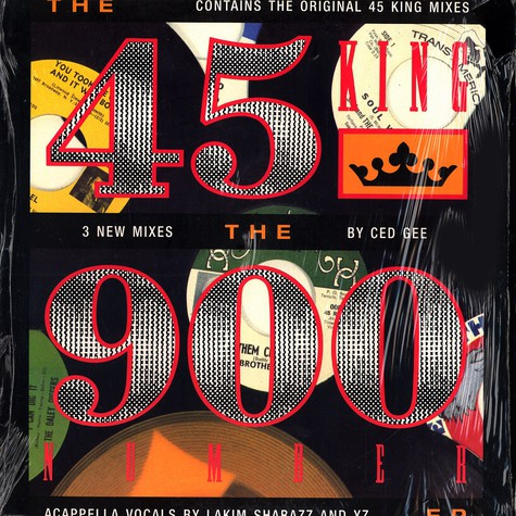 45 King - The 900 number EP