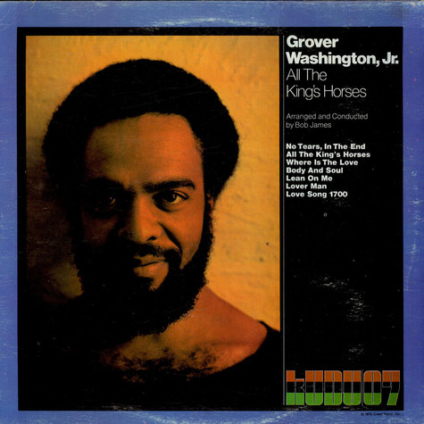 Grover Washington, Jr. - All The King's Horses