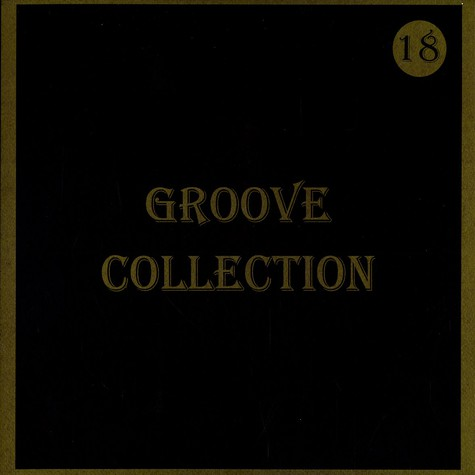 Groove Collection - Volume 18