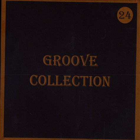 Groove Collection - Volume 24