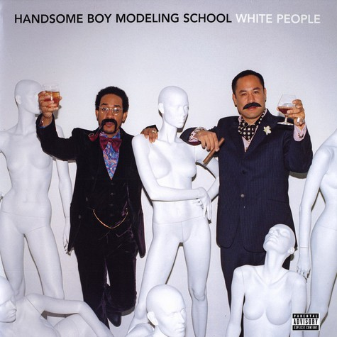 Handsome Boy Modelling School - White People