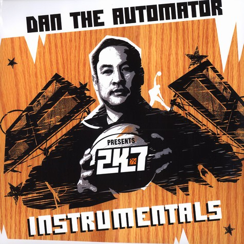 Dan The Automator presents - 2K7 instrumentals