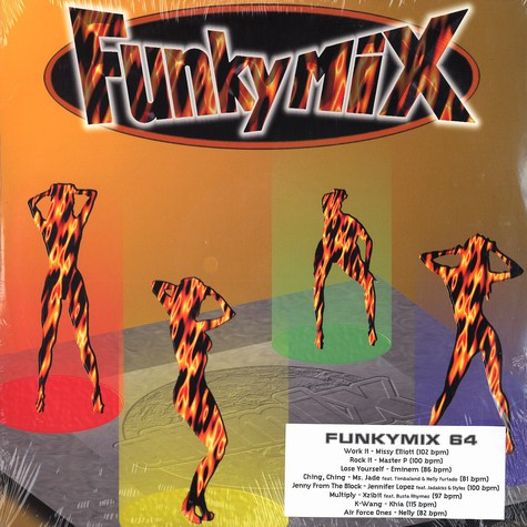 Funky Mix - Volume 64