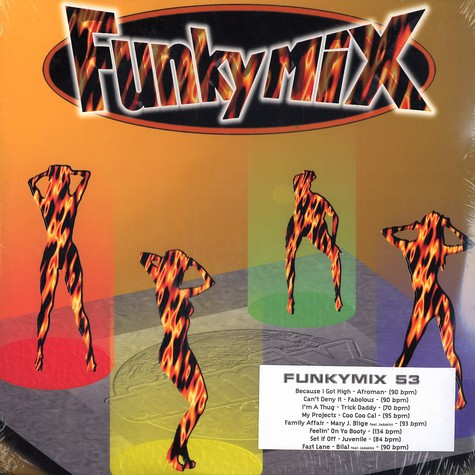 Funky Mix - Volume 53