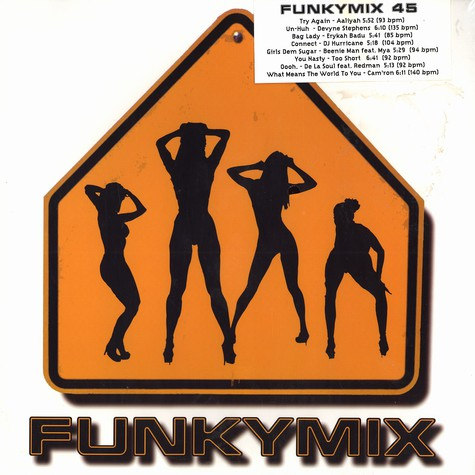 Funky Mix - Volume 45