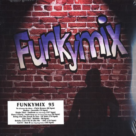 Funky Mix - Volume 95