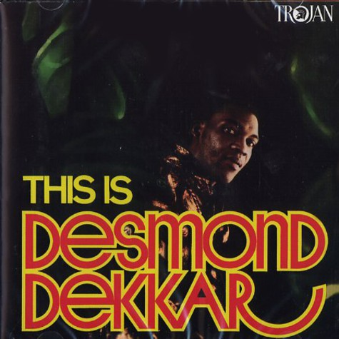 Desmond Dekkar - This is Desmond Dekkar