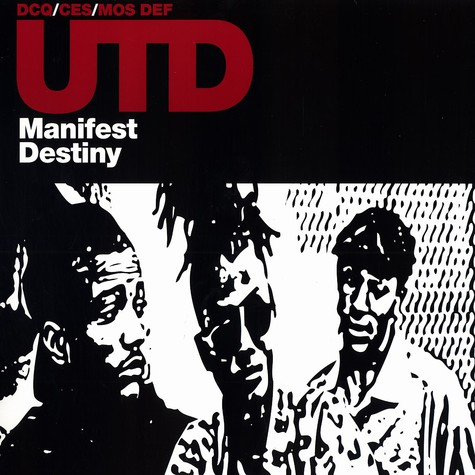 Urban Thermo Dynamics - Manifest Destiny