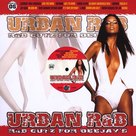 Urban R&B - Volume 6