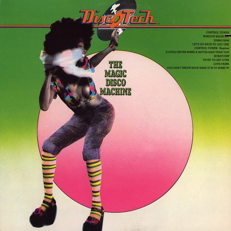 Magic Disco Machine - Disc-o-tech
