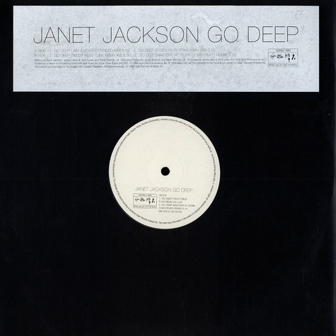 Janet Jackson - Go deep remixes