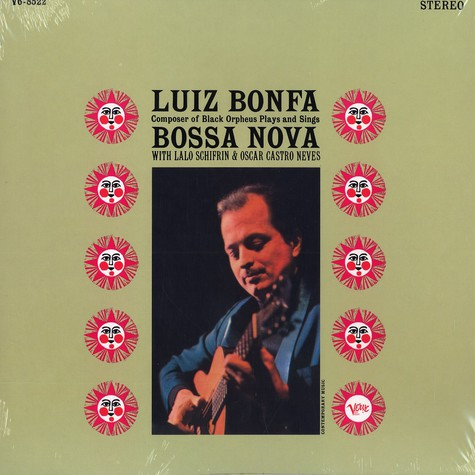 Luiz Bonfa - Luiz Bonfa plays and sings bossa nova