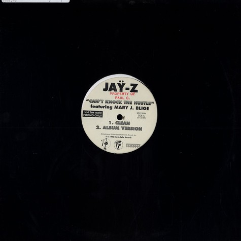 Jay-Z - Can't knock the hustle feat. Mary J.Blige
