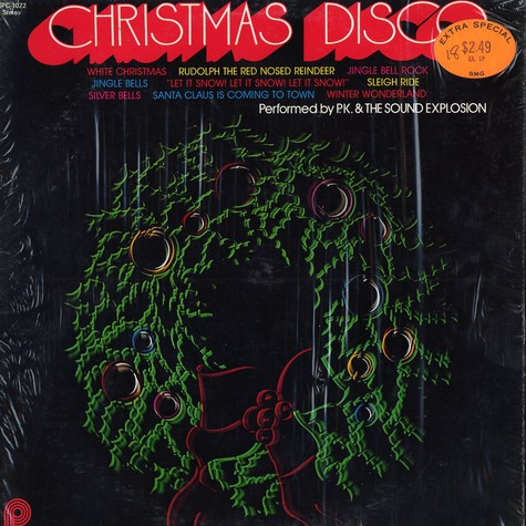 P.K. & The Sound Explosion - Christmas disco