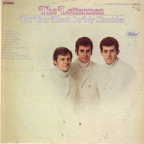 Lettermen, The - Put your hand on my shoulder