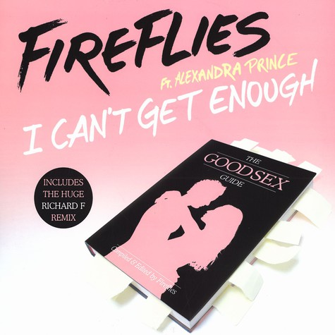 Fireflies - I can't get enough feat. Alexandra Prince