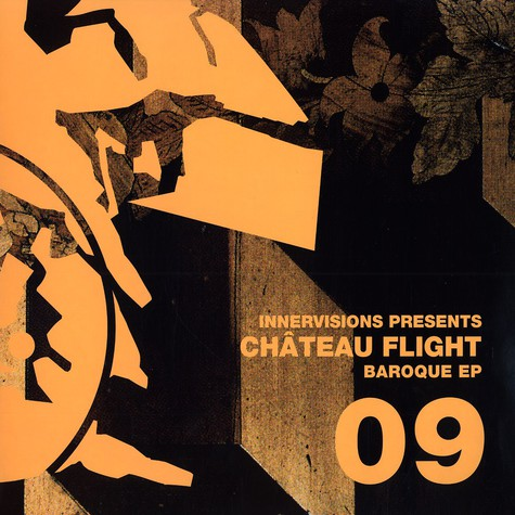 Chateau Flight - Baroque EP