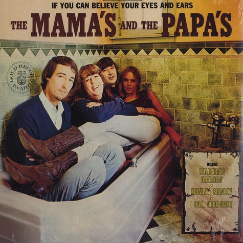 Mama's and the Papa's, The - If you can believe your eyes and ears
