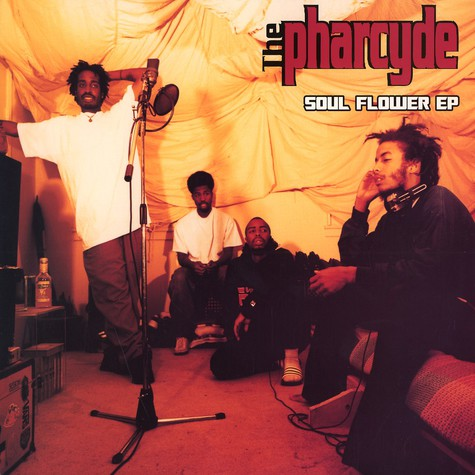 Pharcyde, The - Soul flower EP