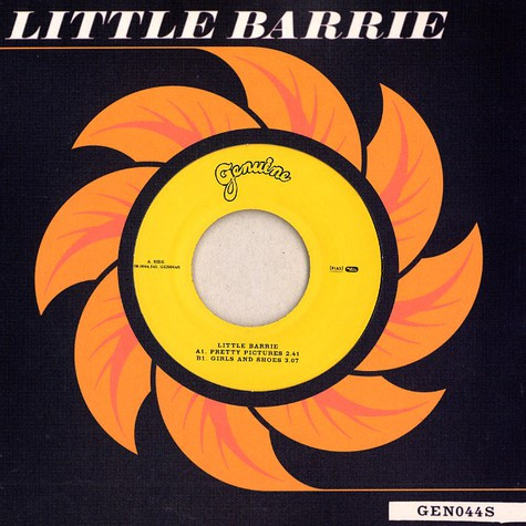 Little Barrie - Pretty pictures