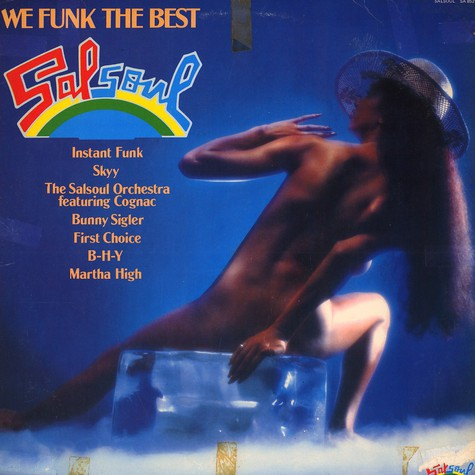 V.A. - We funk the best