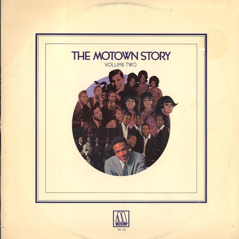 V.A. - The motown story volume 2