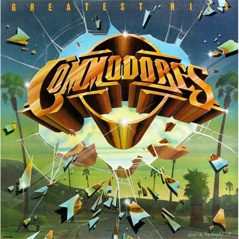 Commodores - Greatest hits