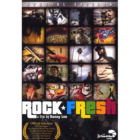 Danny Lee presents - Rock fresh